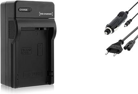 KAMERA Akku-Ladegerät LADESTATION für Canon EOS 650D