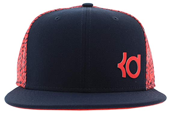 Nike KD Printed Strap Back Cap Hat Blue at Amazon Men s Clothing store  741d49065