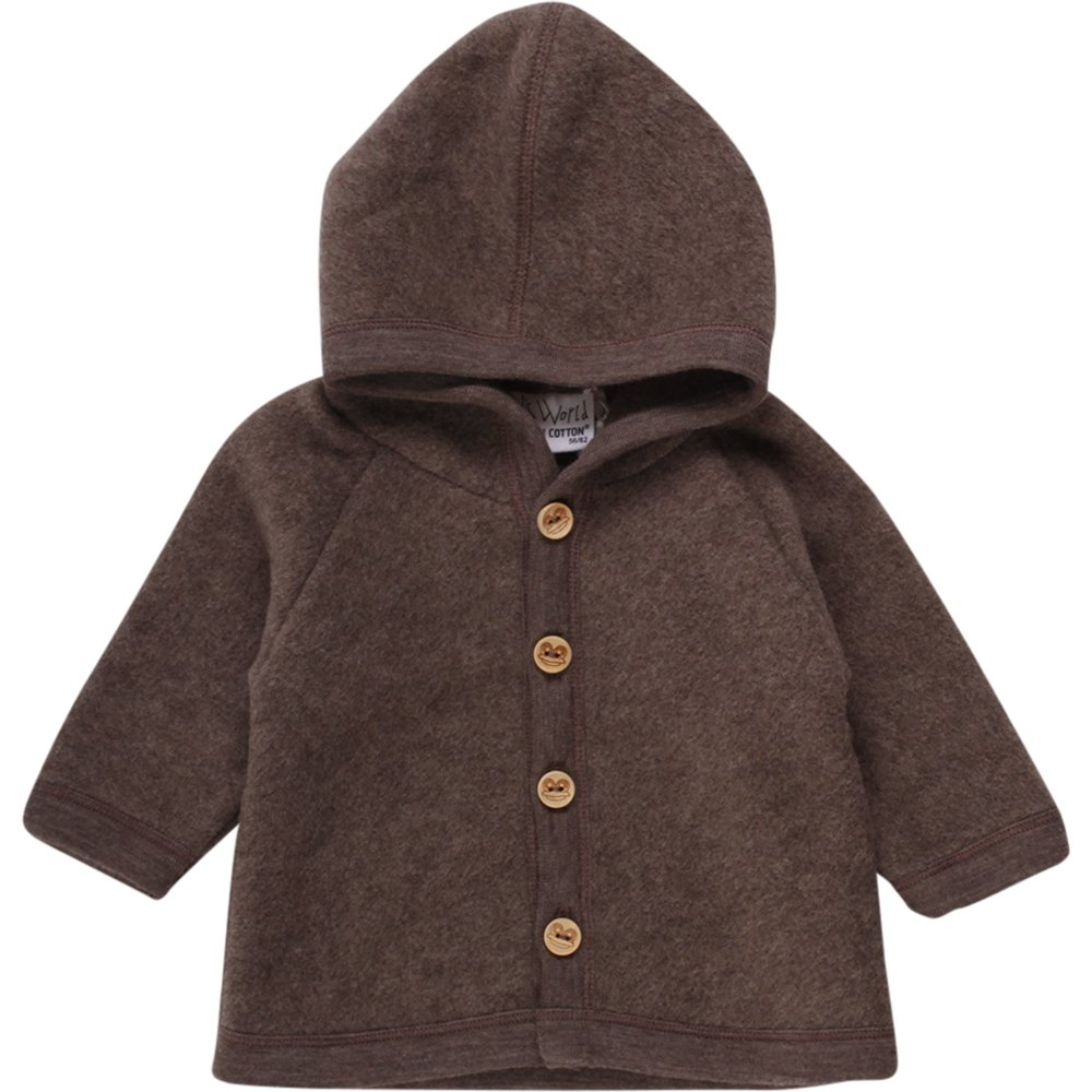 Fred's World by Green Cotton Baby Boys Wool Fleece Jacket Jacket 1542001001