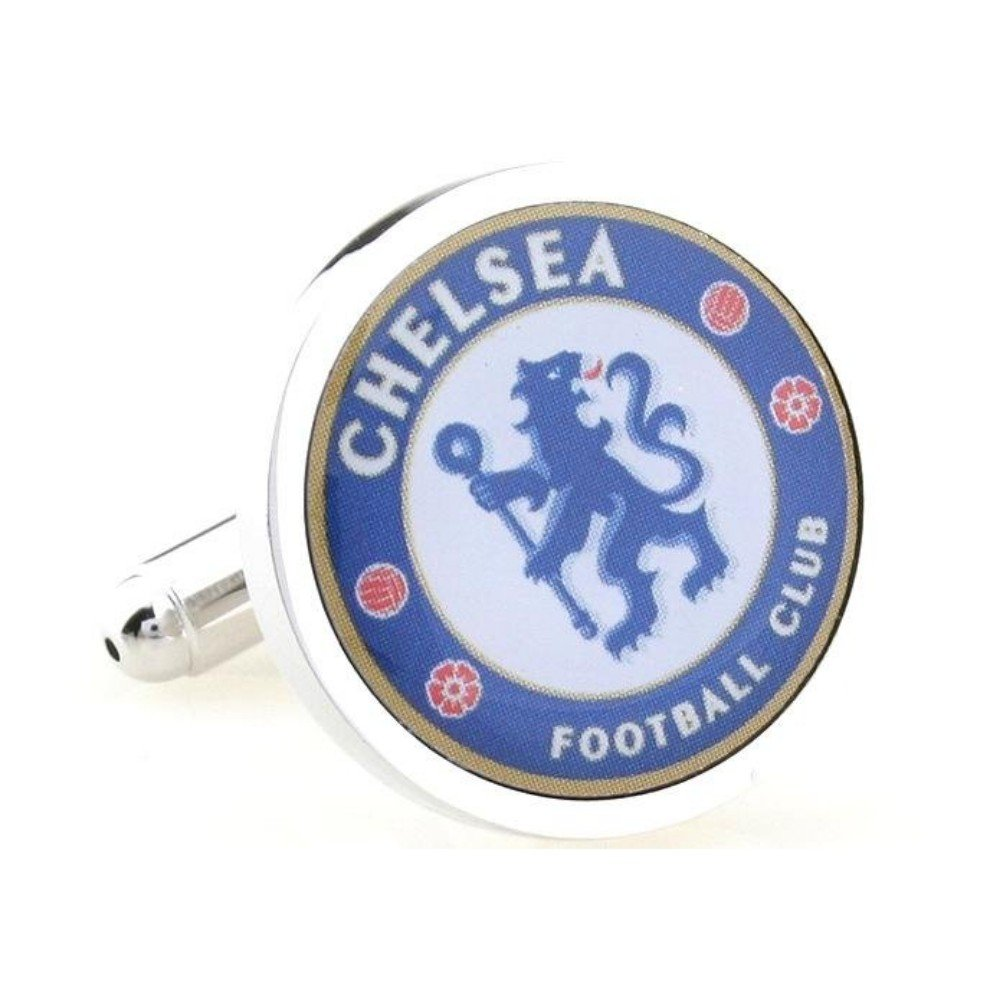 SS Blue Copper Chelsea Football Club Cufflinks for Men