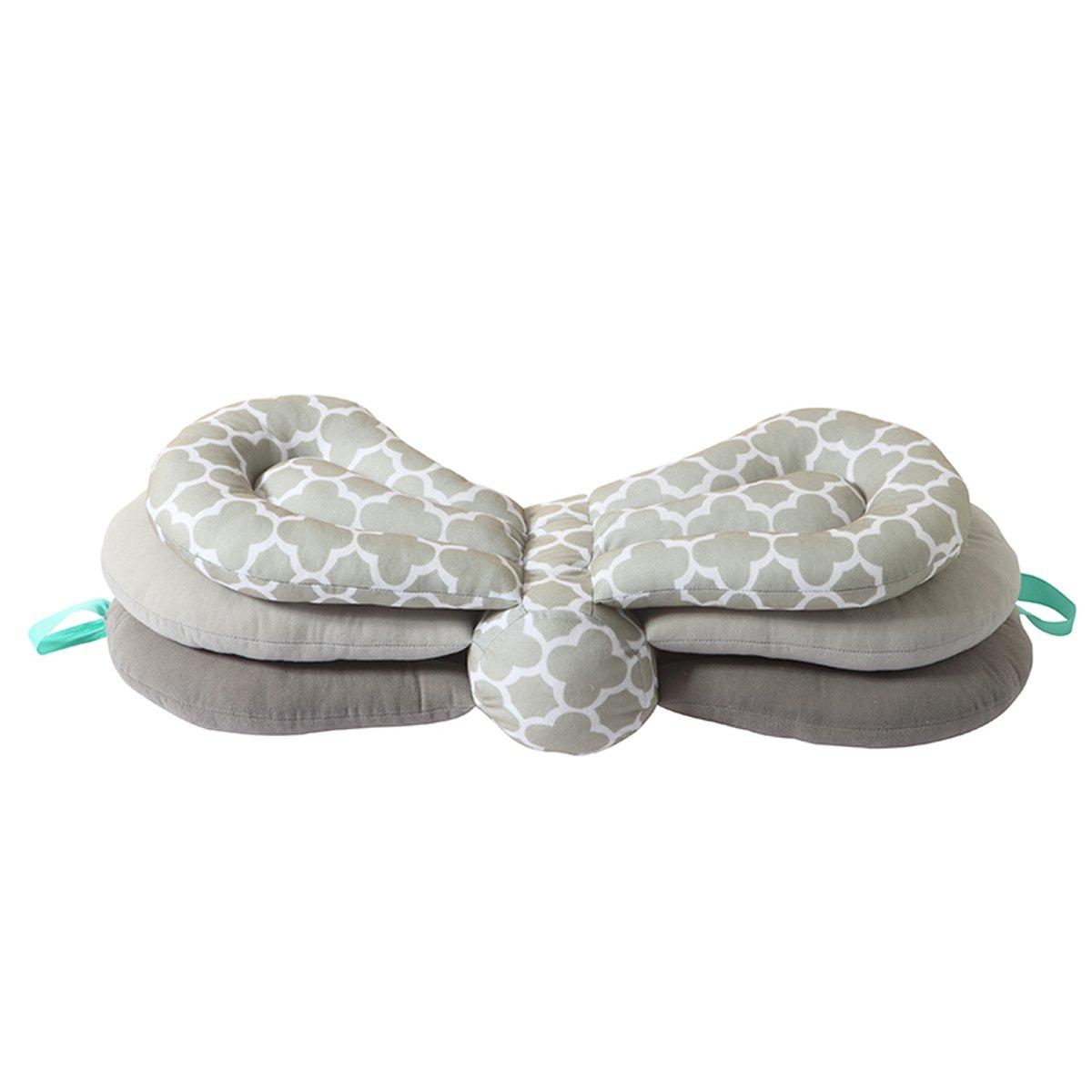 Nursing Pillow, Soft Maternity Feeding Adjustable Breastfeeding Nursing Pillow ASAND-H