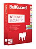 BullGuard Internet Security Latest Edition - 1 Year - 3 User Licence with 5GB of Online Storage (PC)