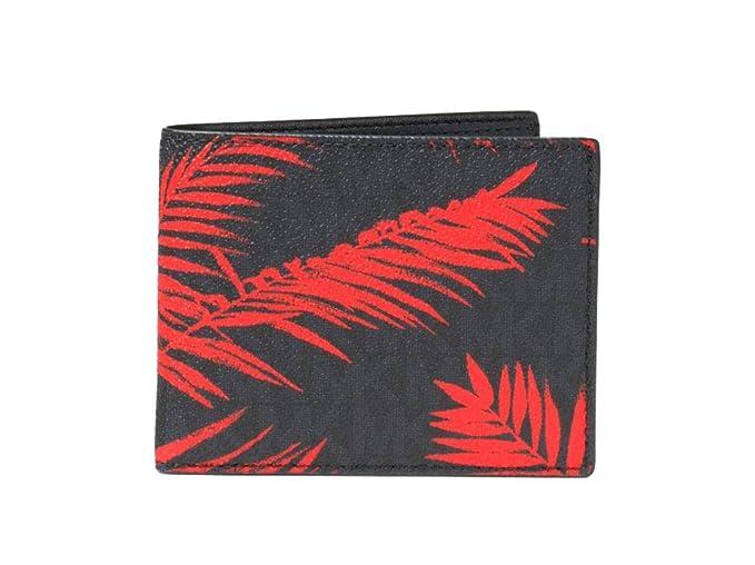 92f5e00d3fc5 Michael Kors Men`s Harrison Camouflage Billfold Wallet (Coral(2695), One