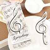 96pcs ''Symphony'' Music Note Bottle Opener For Wedding Party Favor