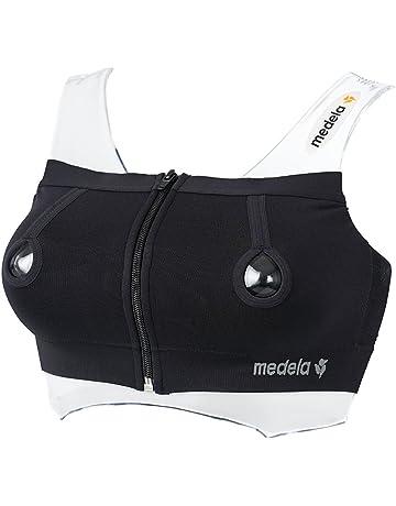 f215d707c9 Medela Easy Expression Bustier Sujetador premamá para Mujer