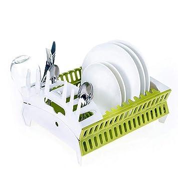 Ouneed Egouttoir Vaisselle Plastique Support A Vaisselle Couverts