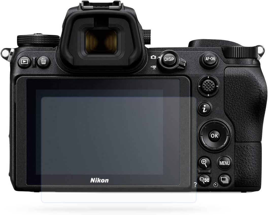 2er Pack Monitorschutzglasfolie digiCOVER EASY Nikon D5600