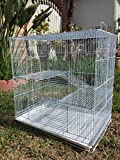 NEW 3 Levels Ferret Chinchilla Sugar Glider Rats Animal Cage 24