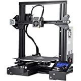 Comgrow Creality 3D Ender 3 Impresora 3D Aluminum DIY with Resume Print 220 * 220 * 250mm