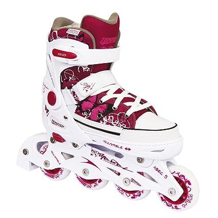 Rebel skates Inline red 2932Amazon black PP junior size xhQtrsdCB