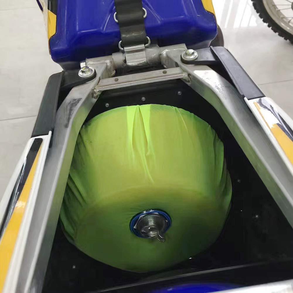 Universal Motorcycle Foam Air filter Cover Protector For KTM YAMAHA SUZUKI HONDA KAWASAKI Dirt Pit Bike,Orange