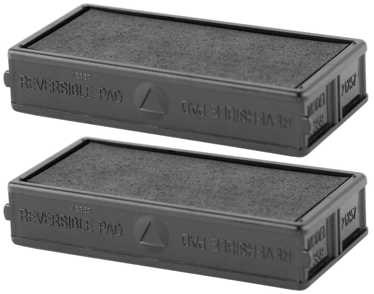 ExcelMark A2359 Self Inking Replacement Ink Pads - Black by ExcelMark