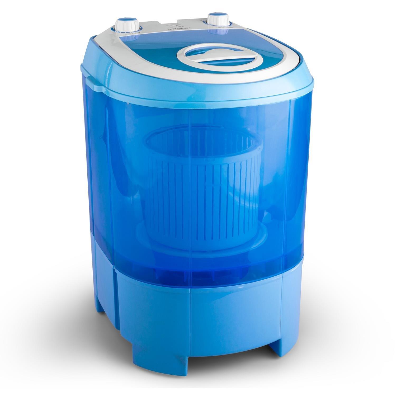 OneConcept Sg003 Portátil Carga superior 2.8kg Azul - Lavadora (Portátil, Carga superior, Azul, Arriba, RoHS, 2,8 kg) MNW2-SG003