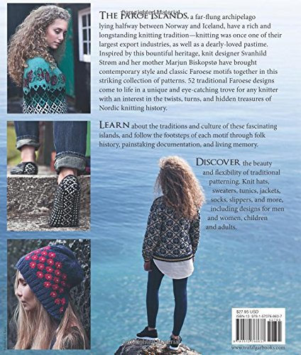Amazon Faroe Island Knits Over 50 Traditional Motifs And 25