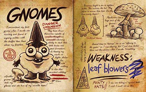 Gravity Falls: Journal 3 by Disney Press (Image #5)
