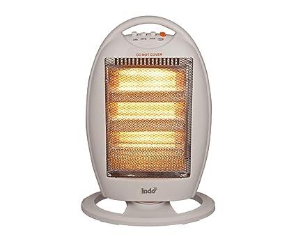 Indo Hh 333 Halogen Room Heater Amazon In Home Kitchen