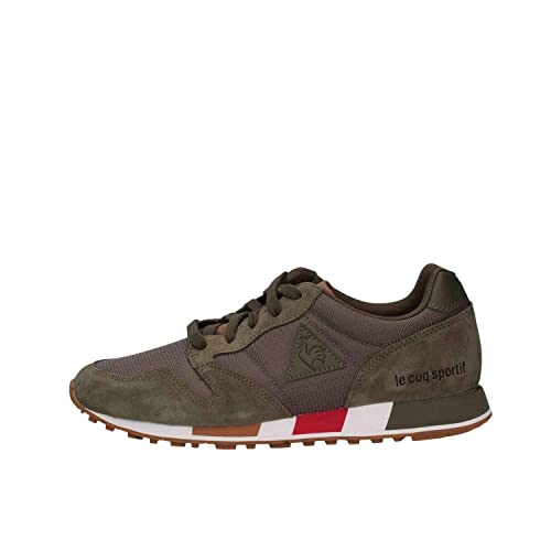 Zapatilla LecoqSportif Omega Craft Olive - Color - Verde, Talla - 40: Amazon.es: Zapatos y complementos