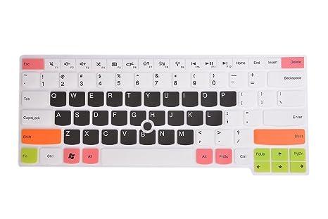Amazon.com: Leze - Funda de silicona ultrafina para teclado ...