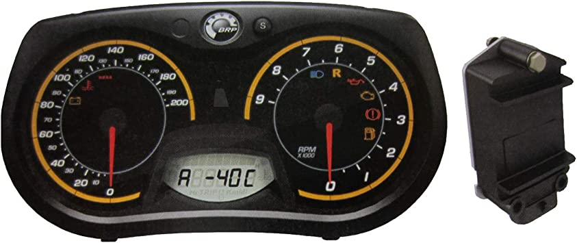 SKI-DOO REV-XS REV-XM AMBIENT AIR AND ENGINE TEMPERATURE MODULE 860201021
