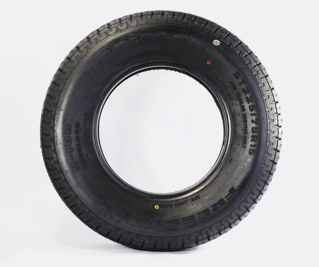 ST225/75R15 Towmaster Trailer Tire Load Range E