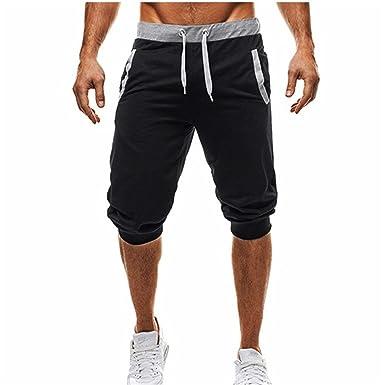 Men's Clothing Hot Knee Length Shorts Men Plus Size Printing Mens Shorts Casual Fitness Short Pants Men Clothing Summer 2019 New Shorts Men