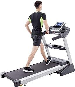 Spirit Fitness XT485 Folding Treadmill