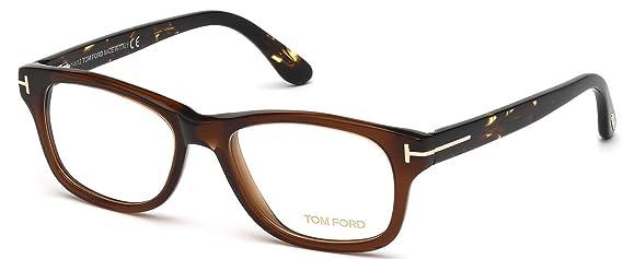 2432f19f540 Amazon.com  Tom Ford 5147 Eyeglasses Color 050 Size 52-17  Clothing