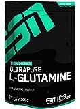 ESN Ultra puro L-glutamina Polvo, 500g Pack
