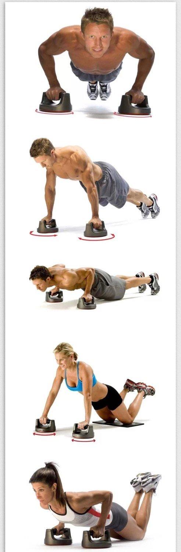 Kemket Push Up Twister pro for strength training