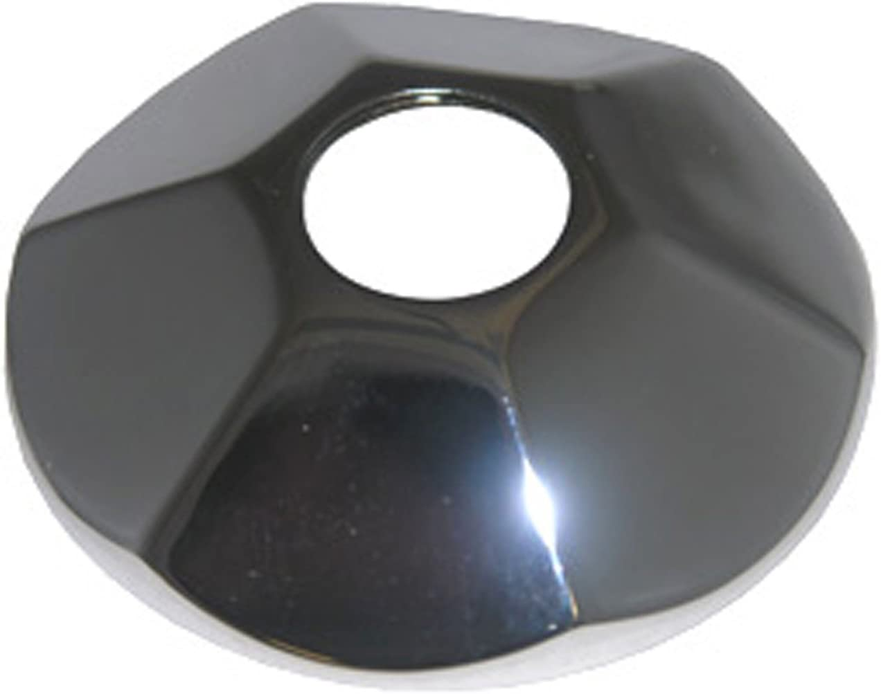 Chrome Plated LASCO 03-1631 Universal Fit All Lincoln Flange 3//4-Inch