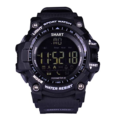Amazon.com: EX16 Bluetooth Smart Watch Professional ...