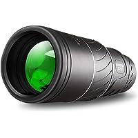 Monocular Telescope,16x52 Monocular Dual Focus Optics Zoom Telescope, Day & Low Night Vision- [Upgrade]Waterproof…