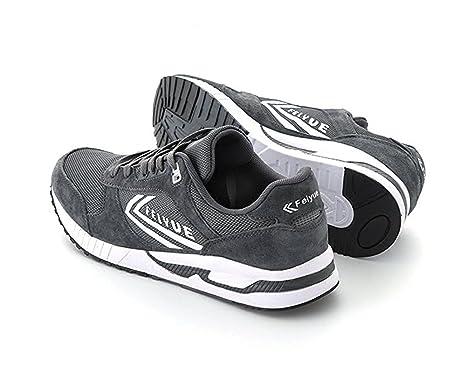 Otoño hombres canvas zapatos al aire libre zapatillas zapatos Kung Fu Zapatos, negro