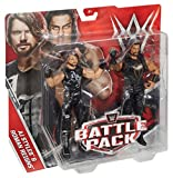 WWE AJ Styles and Roman Reigns Action Series 45 Figure, 2 Pack