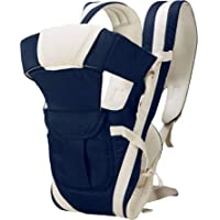 Cutieco Premium Quality Sling Backpack Baby Carry Bag, Dark Blue
