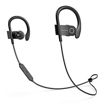 Busuo Auriculares Deportivos Bluetooth, Auriculares inalámbricos ...