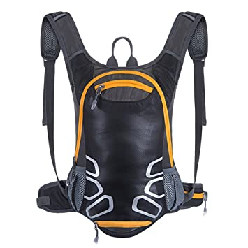 15L Ultra-light Waterproof Nylon Travel Outdoor Cycling Backpack Hydration Pack