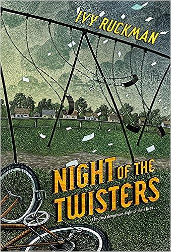 Night of the Twisters: Ivy Ruckman: 9780064401760: Amazon.com: Books