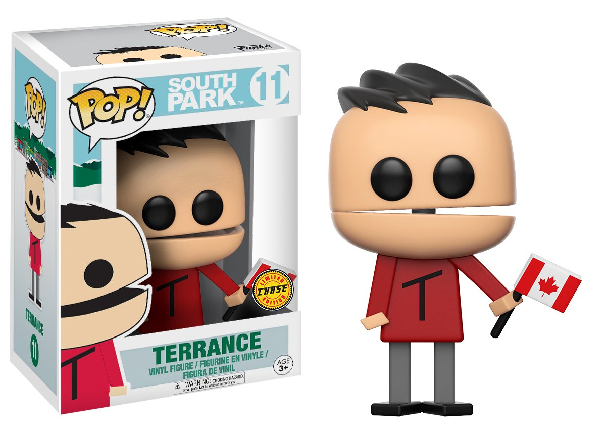 Funko Pop! South Park - Terrance