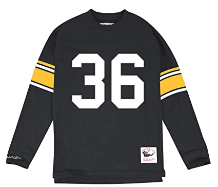 competitive price 61bed aa77c Amazon.com : Mitchell & Ness Jerome Bettis Pittsburgh ...