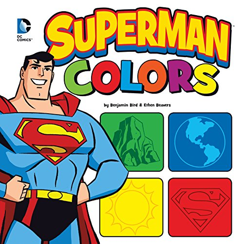 (Superman Colors (DC Board Books))
