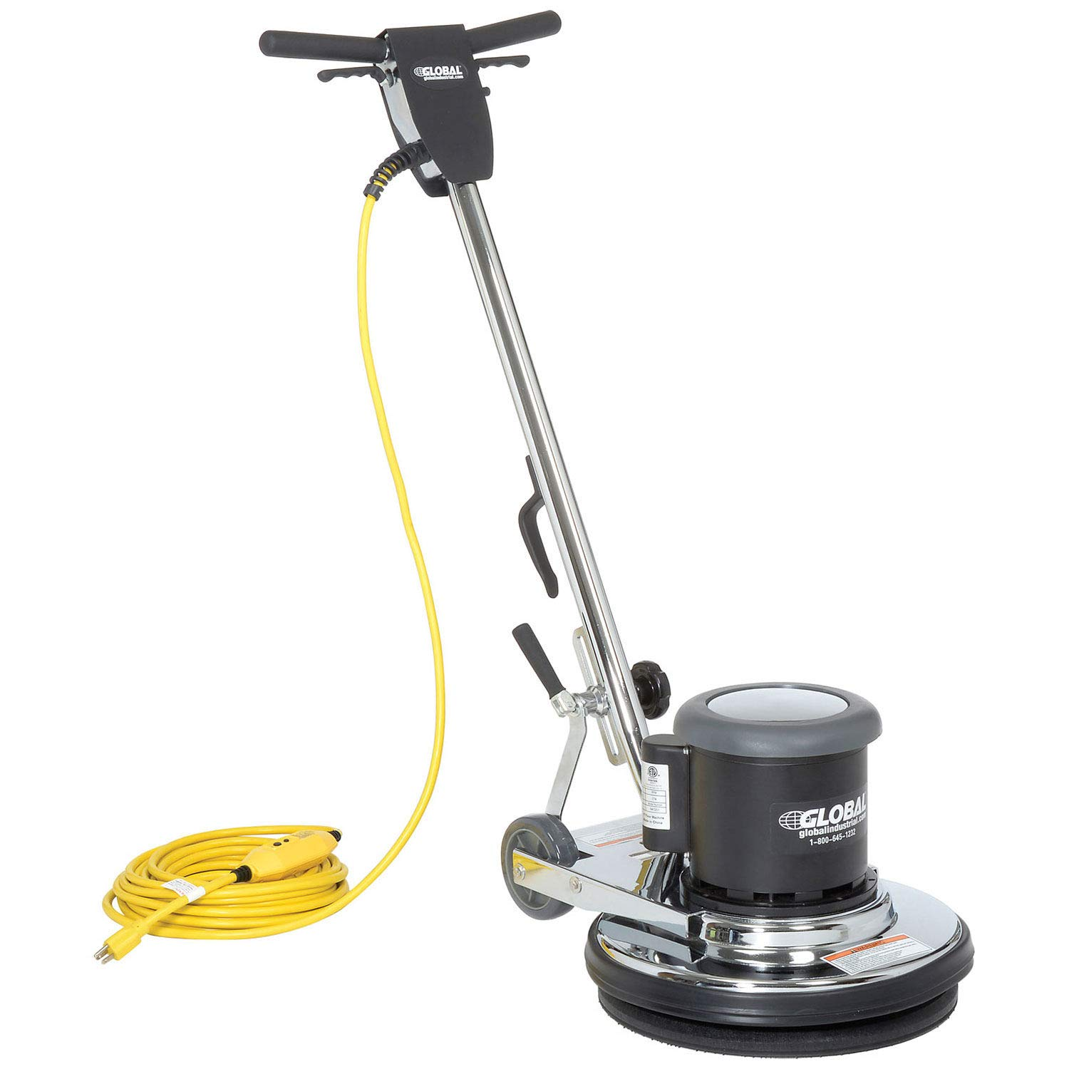 Corded Floor Machine, 17'' Cleaning Width, Lot of 1