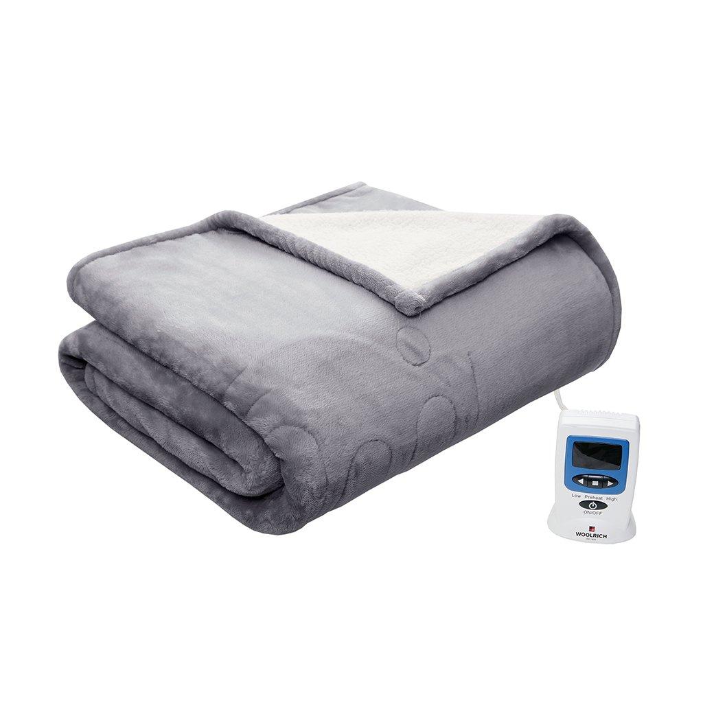 PROKTH Pet Electric Blanket Heating Pad Waterproof Anti-bite Electric Pad US Plug 110V Adjustable Warming Mat Electric Blankets,Heating Pads