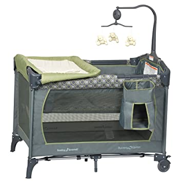Mums Baby Trend Nursery Center Playard