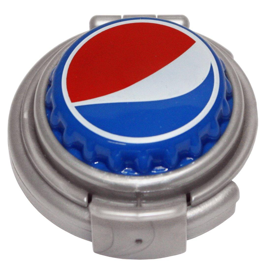 Jokari Pepsi Modern Logo Pump and Pour Soda Can