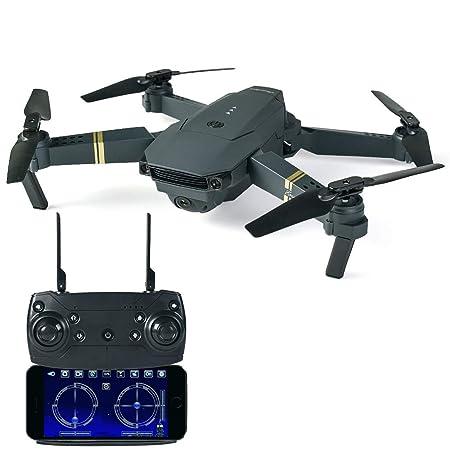 MBEN Drone y cámara, HD 1080P WiFi 2.4 G Control de la aplicación ...