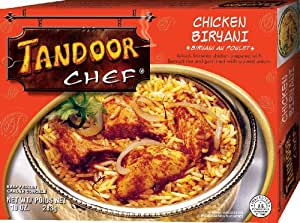 Tandoor Chef Chicken Biryani, 10-Ounce Boxes (Pack of 12)