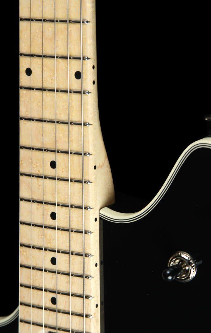 EVH Wolfgang guitarra eléctrica para zurdos (negro): Amazon.es ...