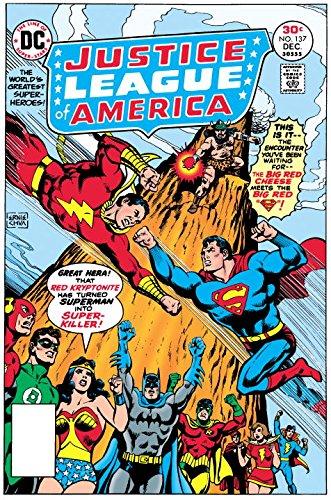Justice League of America : The Bronze Age Omnibus Vol. 2