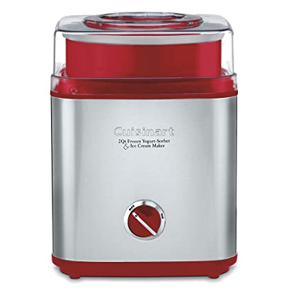 Amazon Cuisinart ICE 30R Pure Indulgence Frozen Yogurt Sorbet